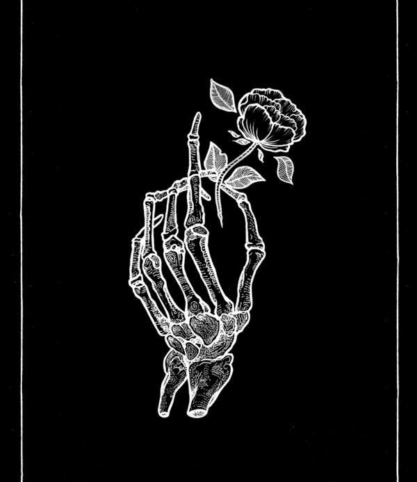 Anatomic hand - Rune Carls