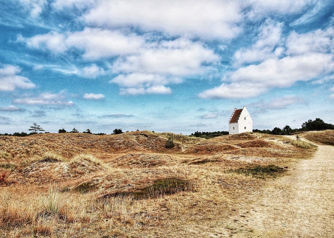 Den Tilsandede Kirke - Skagen - Guide: 4 dage i Nordjylland