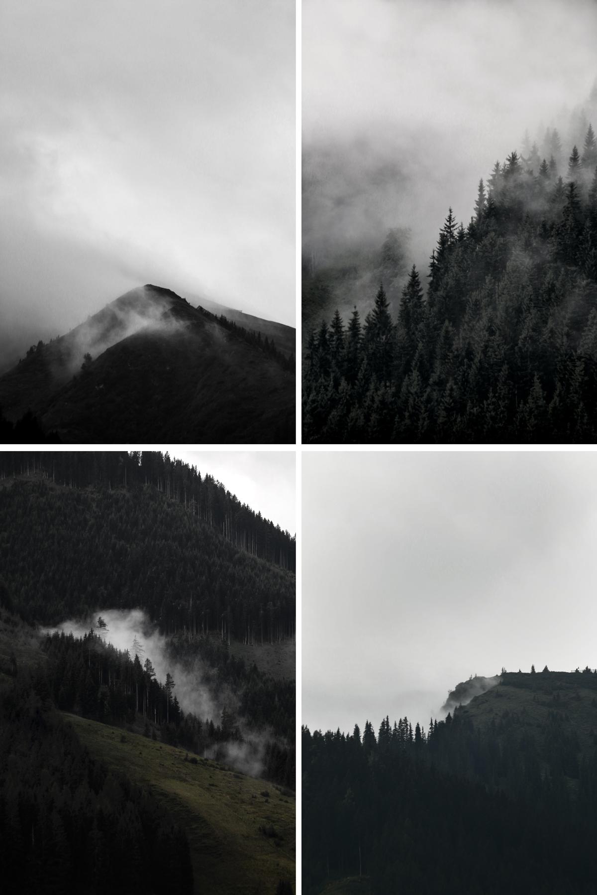Naturfotografering i Østrig af Katarina Natalie